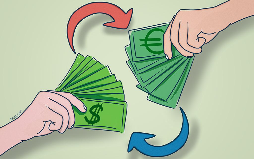 全球外汇市场中成交量最大的5种货币